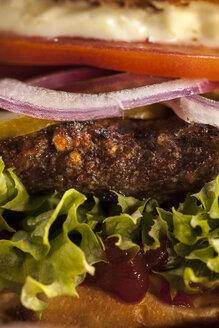 Hamburger, Detail - NAF00100