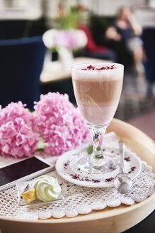 Glass of fresh coffee - ABIF00741
