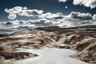 Island, Myvatn, Hverir, Solfatara and mudpots - DMOF00047