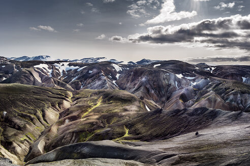 Iceland, South West, Landmannalaugar - DMOF00053