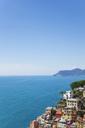 Italy, Liguria, Cinque Terre, Riomaggiore, Riviera di Levante, typical houses - GWF05602