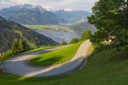 Austria, Salzburg State, Zell am See, Zell lake - AIF00506