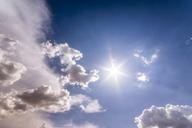 Spain, Andalucia, Blue Sky, Clouds, sun - SMAF01057