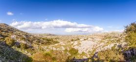 Spain, Andalucia, panoramic view of Sierra de Loja mountains - SMAF01105