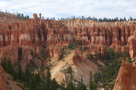 Hoodoos, Bryce Canyon National Park, Utah, USA - ISF18619