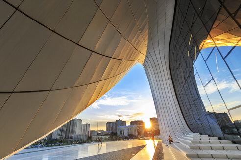 Azerbaijan, Baku, Heydar Aliyev Center - FP00180