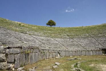Greece, Epirus, Amphitheatre of Dodona - MAMF00167