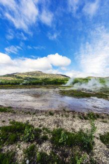 Iceland, Strokkur Geysir area - THAF02212