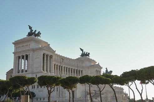 Italy, Lazio, Rome, Monumento a Vittorio Emanuele II - BZF00429