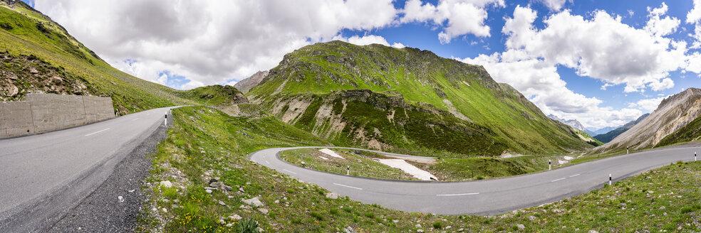 Switzerland, Livigno Alps, Graubuenden Canton, Livigno Pass - STSF01705