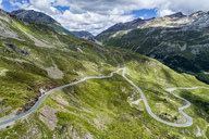 Switzerland, Graubuenden Canton, Livigno Alps, Bernina Pass - STSF01711