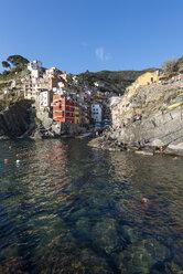 Italy, Liguria, La Spezia, Cinque Terre National Park, Riomaggiore - RPSF00219
