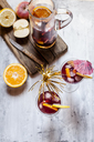 Sangria with fresh fruits - SBDF03734