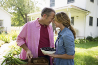 A family summer gathering at a farm. A shared meal, a homecoming. - MINF04951