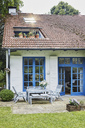 Residential house with garden - RORF01405