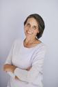 Portrait of smiling mature woman - PNEF00840