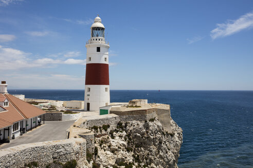 Gibraltar, lighthouse at Europa Point - WIF03553