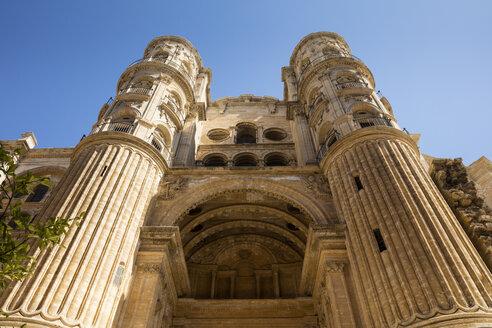 Spain, Andalusia, Malaga, Cathedral of Malaga - WIF03558