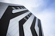 Poland, Krakow, facade of modern hotel - FCF01452
