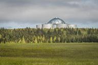 Iceland, Perlan, hot water storage tank - KEBF00890