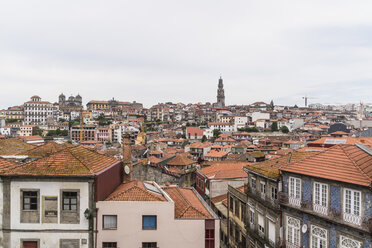 Portugal, Porto, view to the city from Se - CHPF00511