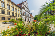 Germany, Bavaria, Munich, Neuhauser Strasse, St. Michael's Church, Jesuit Church - THA02232