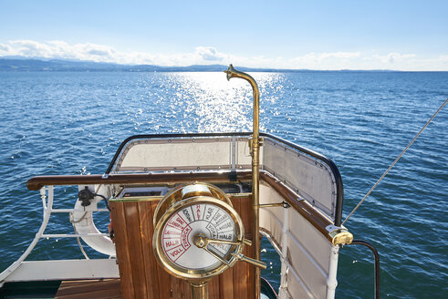 Steam boat Hohentwiel, machine telegraf - JEDF00309