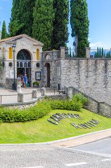 Italy, Lombardy, Gardone Riviera, Vittoriale degli italiani - MH00450