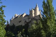 Spain, Castile and Leon, Segovia, Alcazar of Segovia - JSMF00424