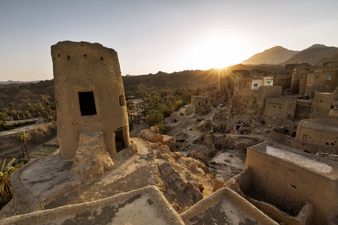 Iran, Deyhuk District, Nayband at sunrise - FPF00202