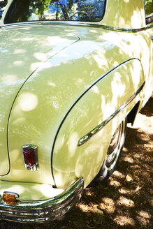 Stern of Dodge Special De Lux Business Coupe, Model D31-1 - BSC00579