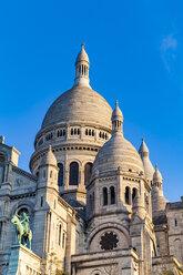 France, Paris, Montmartre, Sacre-Coeur de Montmartre - WDF04789