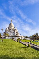 France, Paris, Montmartre, Sacre-Coeur de Montmartre - WDF04792