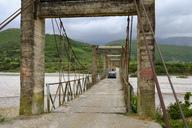 Albania, Kote, bridge over river Shushice - SIEF07981