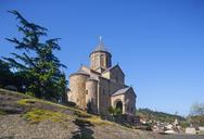 Georgia, Tbilisi, Metekhi Church - WWF04266