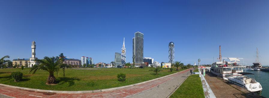 Georgia, Adjara, Batumi, Miracle Park - WW04356