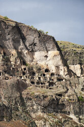 Georgia, Samtskhe-Javakheti, Cave city Vardzia - WWF04386
