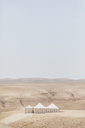 Morocco, tents in the desert - MMAF00503