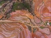 China, Yunnan province, Dongchuan, Red Land - KKAF01534