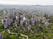 China, Shilin, Stone forest - KKAF01555