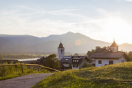 Austria, Salzburg State, Salzkammergut, St. Wolfgang at Lake Wolfgangsee - JUNF01155