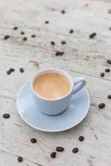 Cup of espresso with crema - JUNF01159