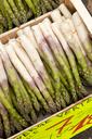 Fresh Aspargus on French street market - AURF03164