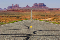 A road leading to Monument Valley - AURF03776