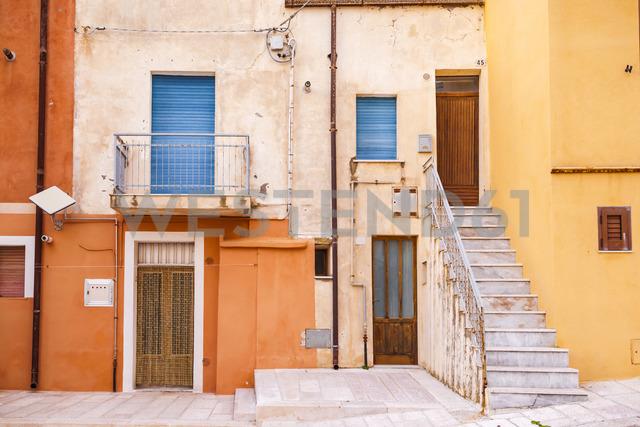 Italy, Molise, Termoli, Old town, houses - FLMF00015