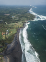 Indonesia, Bali, Aerial view of Balian beach - KNTF01240