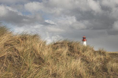 Germany, Schleswig-Holstein, Sylt, Ellenbogen, lighthouse List West - KEBF00921