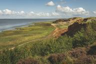 Germany, Schleswig-Holstein, Sylt, Morsum, Morsum Kliff - KEBF00936