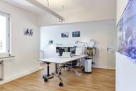 Interior of a modern office with aquarium - RHF02105