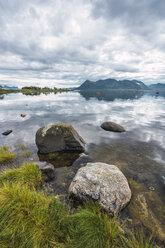 Norway, Senja island, coastal landscape - KKAF01899